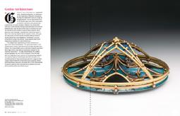 Metalsmith Magazine, Vol 32, No 4; Exhibition in Print 2012, Gothic Jewelry: Sinister Pleasures; pgs 16, 17